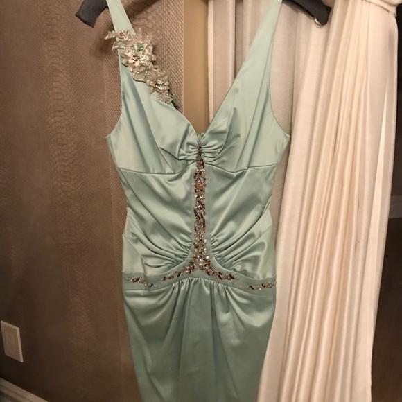 Julian Joyce Dress Green